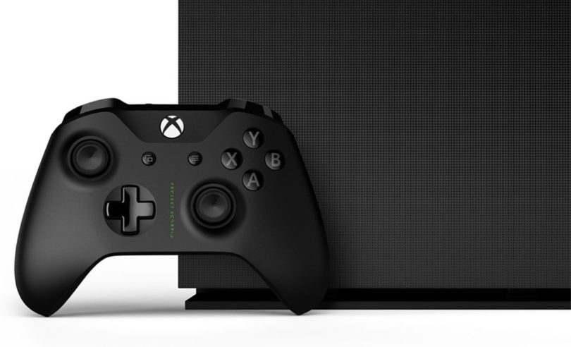 XBox One X Project Scorpio Image 2