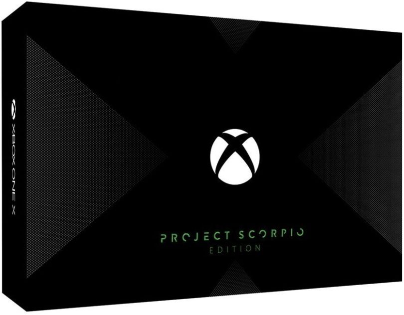 XBox One X Project Scorpio Image 4
