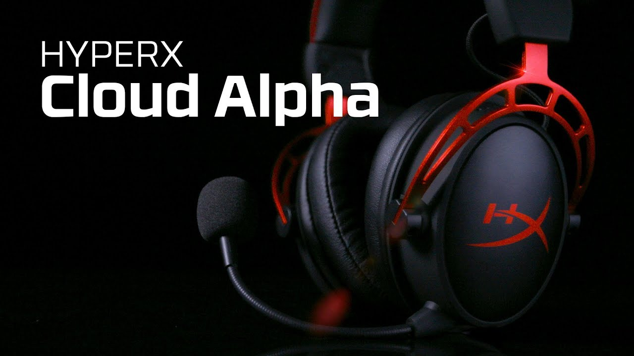 HyperX Cloud Alpha Image 1