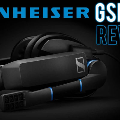 Sennheiser 300 GSP Gaming Headphones