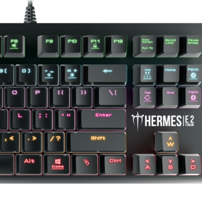 Gamdias Hermes E2 Gaming Keyboard Image 1