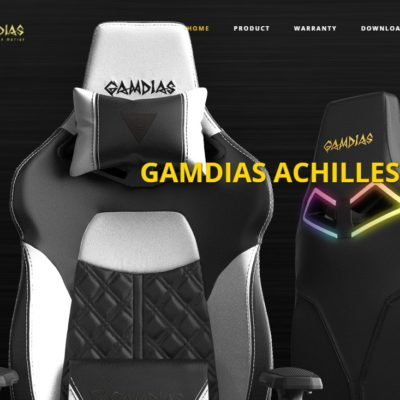 Gamdias Achilles P1 Gaming Chair Image 5