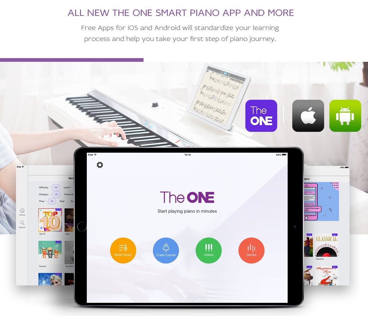 The One Smart Keyboard Pro Image 2
