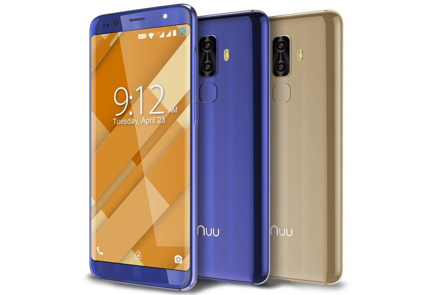 Nuu G3 Mobile Device