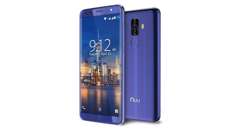 Nuu G3 Mobile Device Image 4