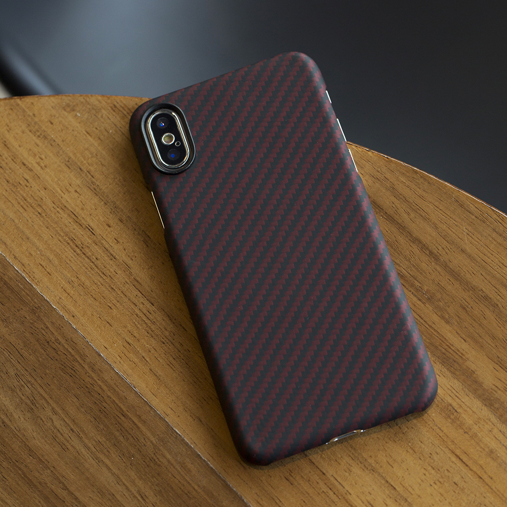 pitaka iphone xs case