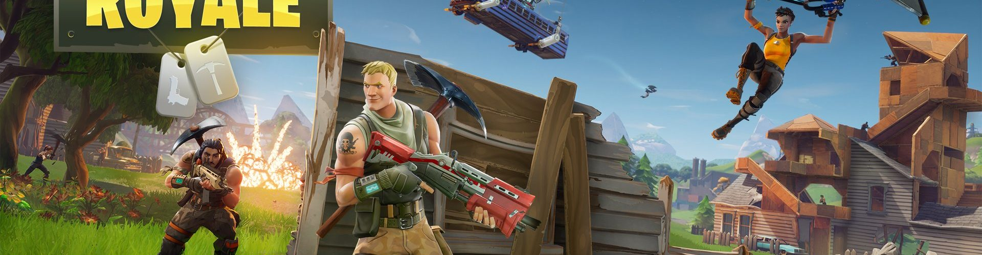 Fortnite Person Peeking Over Wall Fortnite Tips And Tricks To Get You Closer To A Victory Royale Techdissected