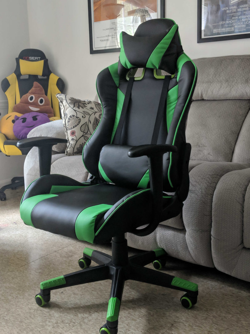 Sunmae Gaming Chair Image 2