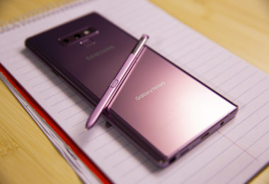 Galaxy Note 9 Image 1