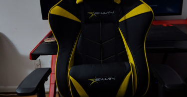 EWin Hero Series Gaming Chair Image 1