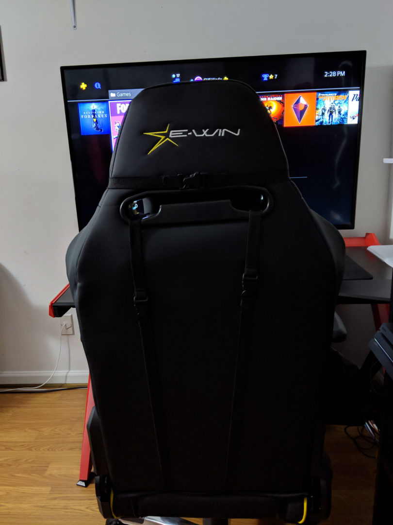 EWin Hero Series Gaming Chair Image 3