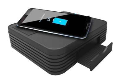 Accell Wireless Charging Pad Image 1