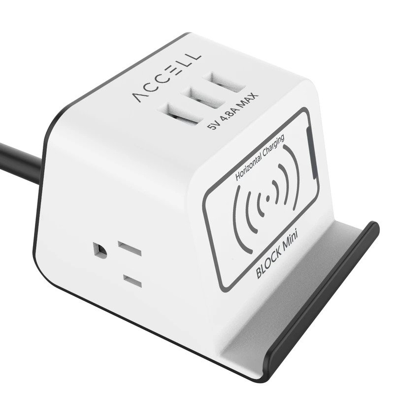 Accell Power Wireless Block Mini Image 1